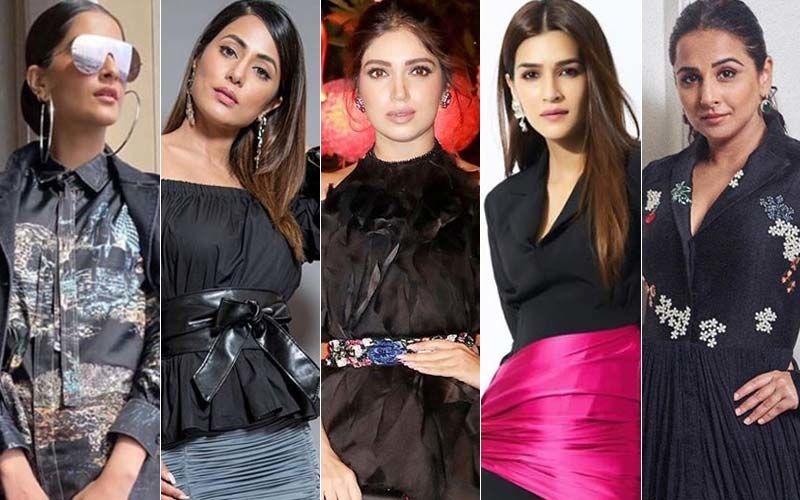 5 Times Bollywood Actresses Went Wrong With The Safest Colour BLACK!