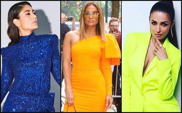 Jennifer Lopez's Tangerine Alex Perry Dress: Who Will Nail The Look Better- Kareena Kapoor Khan Or Malaika Arora?