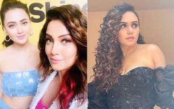 Khatron Ke Khiladi 10 Finale: Tejasswi Prakash, Adaa Khan, Amruta Khanvilkar Look Drop Dead Gorgeous In These LEAKED Pics