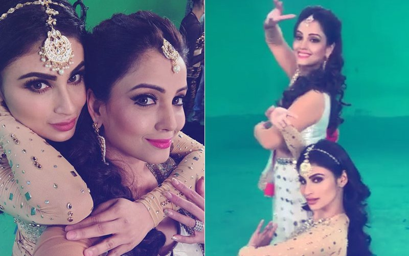WHAT? Mouni Roy & Adaa Khan Are BACK To Being NAAGINS?