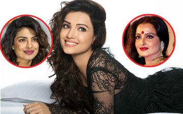 Adaa Khan Idolises Rekha And Priyanka Chopra!