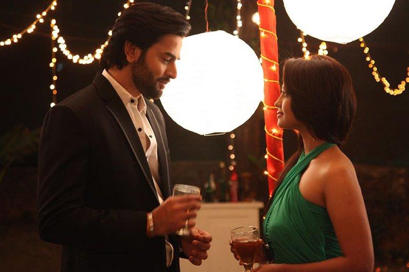 adaa khan to star opposite shashank vyas in a short film