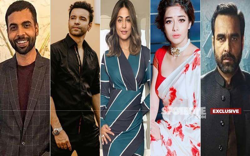 Pankaj Tripathi, Abhishek Banerjee, Hina Khan, Aamir Ali & Tina Dutta: 2020's Powerful Villains