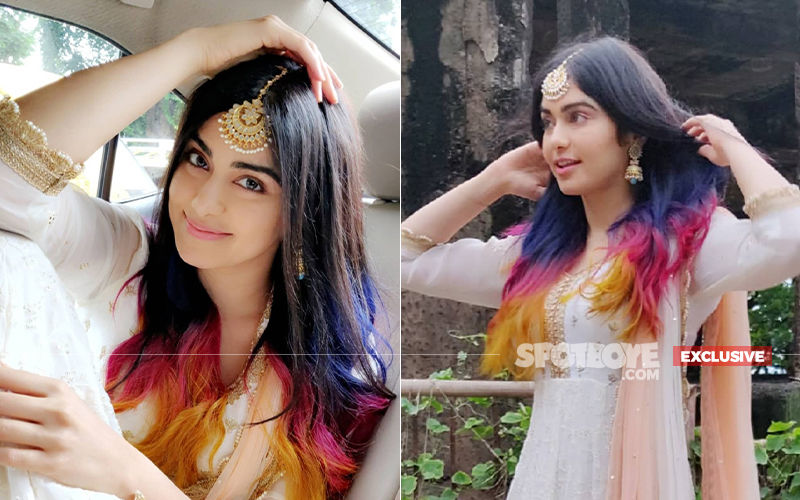 Adah Sharma Got Mobbed At Lalbaugcha Raja And Here's What Happened Next- EXCLUSIVE