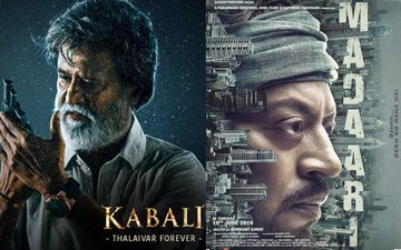 Kabali beats Madaari by a mile