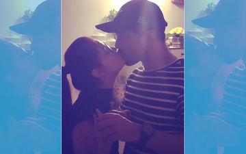 Birthday Girl Rubina Dilaik Thanks Hubby Abhinav Shukla With A Hot Liplock, Watch Video
