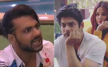Bigg Boss 13: Vishal-Shefali Bi*ch Out Sidharth Shukla To Shehnaaz Gill; Will They Break-Up Team SidNaaz?