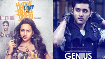 Happy Phirr Bhag Jayegi, Genius; Box-Office Collection, Day 2: Sonakshi Sinha Lengthens Strides, Uttkarsh Sharma Still Stranded At The Gates