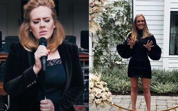 Adele Breaks The Internet With Her Dramatic Weight Loss; Chrissy Teigen Is Amazed: 'Are You Kidding Me'