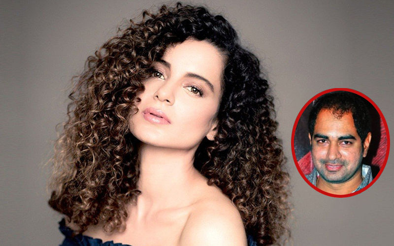 Kangana Ranaut Will Share Director Credit With Krish For Manikarnika: Queen Of Jhansi