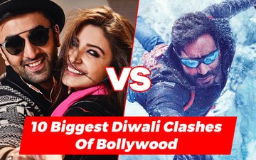 VIDEO: 10 Epic Bollywood Diwali Clashes Over The Years