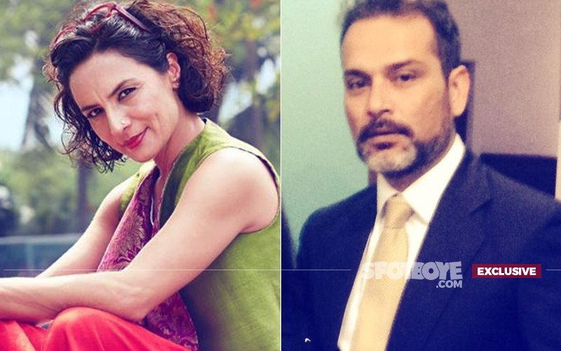 Farhan's Ex-Wife Adhuna Bhabani Unwinds With Beau Nicolo Morea In Goa