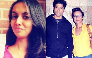 Police Fails To Trace Farhan Akhtar's Ex-Wife Adhuna's Missing Employee