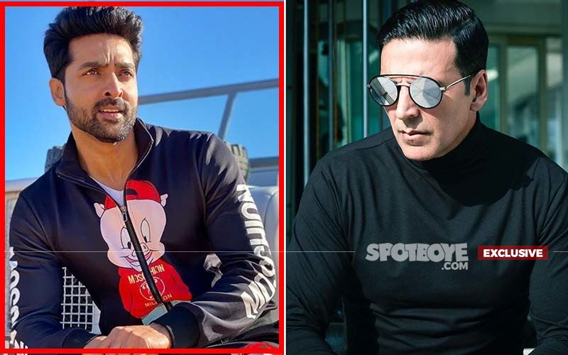 Adhvik Mahajan On Working With Akshay Kumar In Laxmmi Bomb: 'I Had A Wish To Meet Him Once'