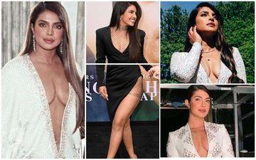 Cleavage Show To Daring High Slits- Priyanka Chopra Jonas Is 'Baring It All'