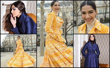 BEWARE Parisian Divas, Sonam Kapoor Is Crushing It In Your City!