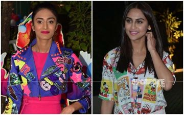 Erica Fernandes Vs Krystle D'Souza: Who Rocked The Cartoon Look Better?