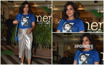 FASHION CULPRIT OF THE DAY: Richa Chadha, DISASTER Is An Understatement For This Experiment!