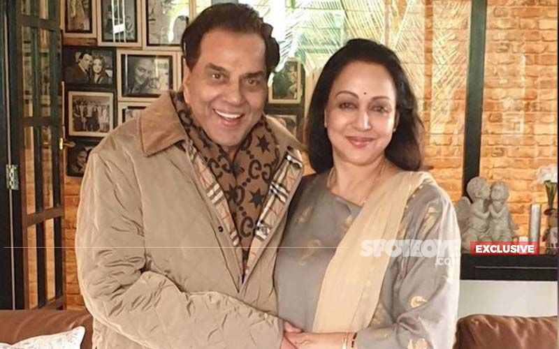 Hema Malini's 72nd Birthday: 'I Didn't Get To Spend Enough Time With Dharam Ji But I Make It A Point Not To Crib' - EXCLUSIVE