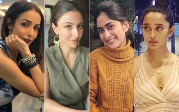 Navratri 2020, Day 1, Colour Grey: Malaika Arora, Soha Ali Khan, Tanya Maniktala And Sayani Gupta Slay The Tricky Shade!