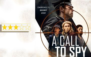 A Call To Spy Movie Review: Radhika Apte Shines In This World War II British Spy Thriller