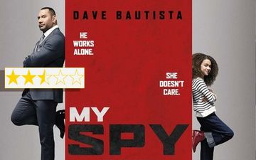 My Spy Movie Review: Is This Dave Bautista-Chloe Coleman Starrer Entertaining Enough to Brave Covid?