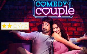 Comedy Couple Movie Review: The Joke Is On Us With This Saqib Saleem And Shweta Basu  Prasad Starrer