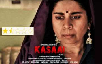 Kasaai Movie Review: Mita Vashisht's Sterling Matriarch Act Cannot Save This Mess
