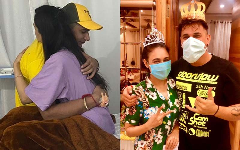 Yuvika Chaudhary On Suffering From COVID-19 And Dengue: 'Can't Forget The Night Doctor Asked Prince To Arrange For Blood Platelets'