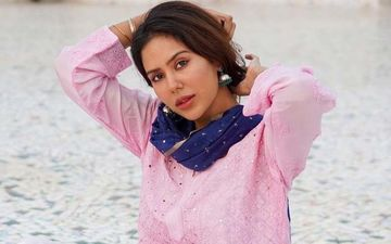 Sonam Bajwa Looks Gorgeous In Pink Kurti; Shares Pic On Instagram