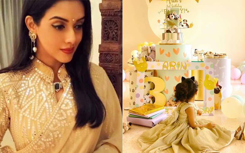 Asin's Daughter Arin Turns 3: Actress Shares Beautiful Pictures From Her Birthday Party; Explains The Thought Behind Her 'Gender Neutral, Secular' Name