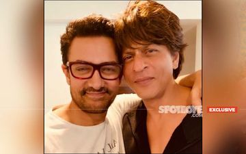 Fake News Alert: No, Sorry Aamir Khan Is Not Directing Shah Rukh Khan In Laal Singh Chaddha Cameo - EXCLUSIVE