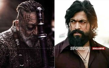 Sanjay Dutt's Energy Level Takes  KGF 2 Team By Surprise, 'Expect Him To Rip The Screen Apart In Action Scenes' Says Yash - EXCLUSIVE
