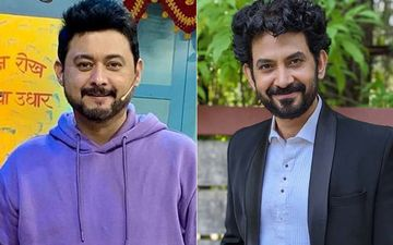 Swwapnil Joshi And Umesh Kamat Flaunt Traditional Wear In Reels