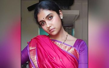 Is Rinku Rajguru's New Traditional Look For Her Next Film?
