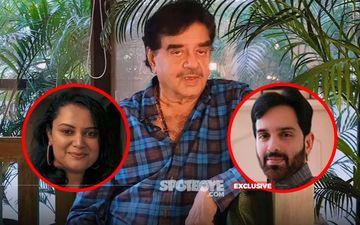 Shatrughan Sinha: 'My Niece Preeta & Son Luv Are The Future Of Politics'- EXCLUSIVE