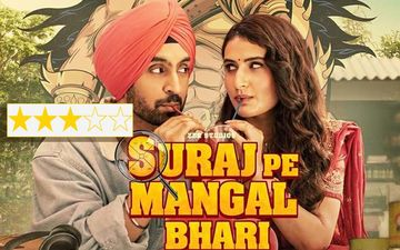 Suraj Pe Mangal Bhari Movie Review: Starring Manoj Bajpayee, Diljit Dosanjh, Fatima Sana Sheikh The Film Is  Fun While It Lasts
