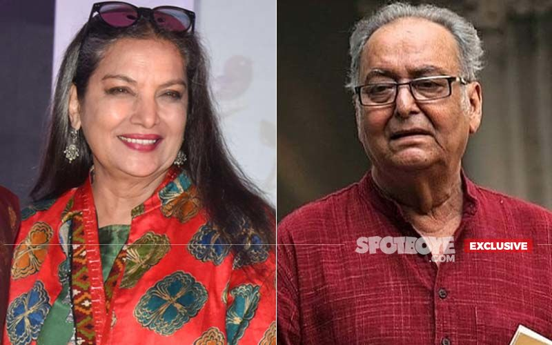 Shabana Azmi Calls Soumitra Chatterjee's Demise A 'Rude Reminder That Even The Greatest Have To Go' - EXCLUSIVE