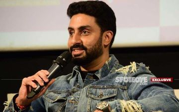 'They Call Me Their Grandson,' Abhishek Bachchan Gets A Royal Welcome In Kolkata - EXCLUSIVE