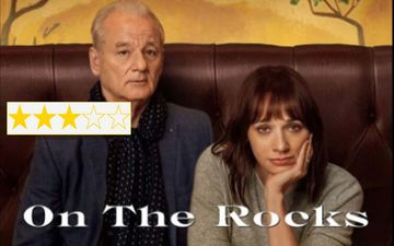 On The Rocks Movie Review: It Is A Sofia Coppola's Dad-Daughter Derailed Dramedy