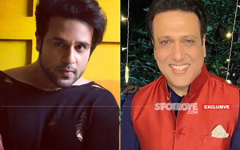 Krushna Abhishek On His Ongoing Feud With Uncle Govinda, 'I Love Him Too Much To Face Him, Wouldn't Be Able To Control My Tears' - EXCLUSIVE