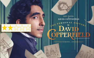 The Personal  History  Of David Copperfield Review: Dev Patel's Performance As The Title Character Of Dickens' Classic Is Very Enthusiastic
