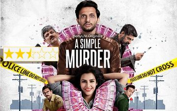 A Simple Murder Movie Review: This Mohammed Zeeshan Ayyub Starrer Is Engaging In Parts