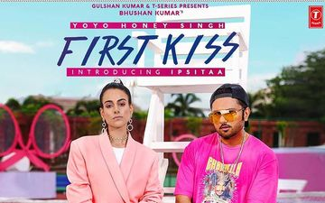 First Kiss: Honey Singh's Next Song Featuring Ipsitaa Released