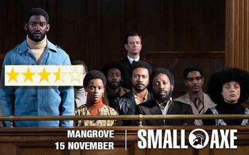 Mangrove Movie Review: Starring Letitia Wright The Film Is A Frantically Urgent Look At Racism
