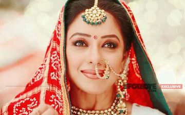 Rupali Ganguly On Getting Very Busy With The TRP Topping Show Anupamaa: I Don't Even Have Time For My Husband And Son - EXCLUSIVE