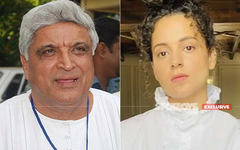 Javed Akhtar Sues Kangana Ranaut For Defamation Over Actress' Allegations That He 'Threatened' Her For Speaking About Hrithik Roshan -EXCLUSIVE