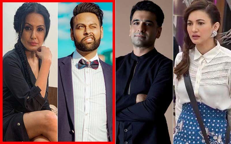 Bigg Boss 14: Andy Corrects Kamya Punjabi's 'Eijaz Khan Made Nikki Tamboli Wash His Undergarment' Tweet; Actress Reminds Him Of His Fight With Gauahar Khan On Her Lingerie