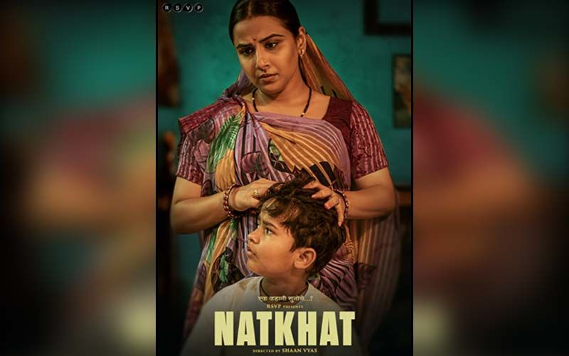 The Mystery Behind Shaan Vyas's Natkhat Starring Vidya Balan And Sanika Patel Being Replaced By Shameless For Oscars 2021- EXCLUSIVE