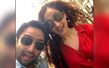 Shaheer Sheikh Shares Picture With Rumoured Girlfriend Ruchikaa Kapoor; Latter Says, 'Best With A Heart'
